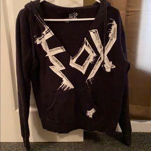 Black Fox hoodie